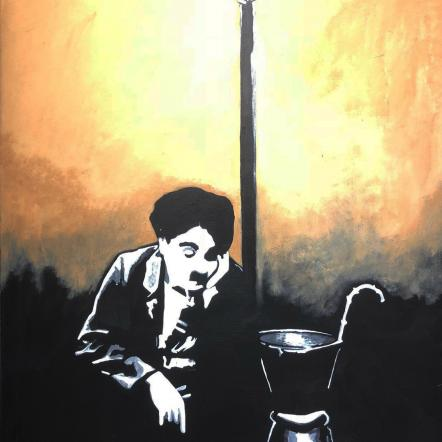 Charlie Chaplin By Chris Oxenbury