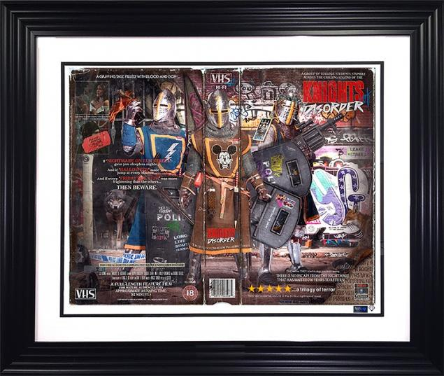 Knights-of-Disorder-Framed