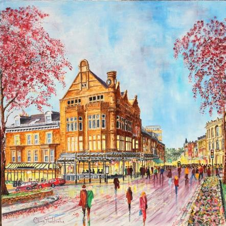 Harrogate Springtime by Chris Sheldrake